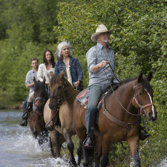 Horseback Riding at Cedar Creek Stables